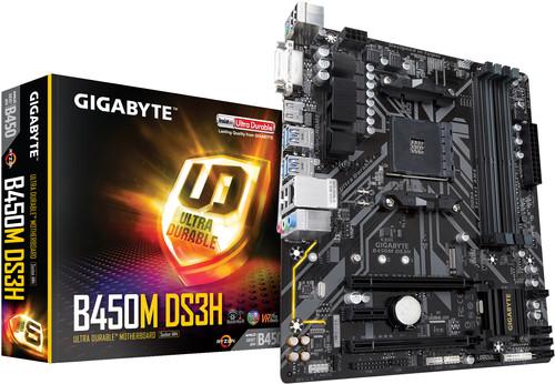 Gigabyte B450M DS3H V2 Main Image