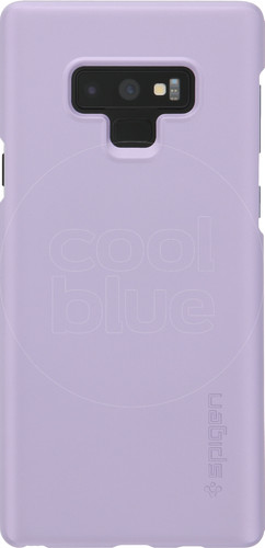 Spigen Thin Fit Samsung Galaxy Note 9 Back Cover Paars Main Image