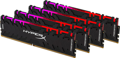 Kingston HyperX Predator RGB 32GB DDR4 DIMM 2933MHz (4x8GB) Main Image