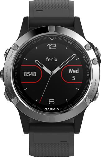Garmin Fenix 5 Black/Silver Main Image