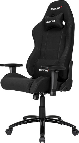 AKRacing Gaming Chair Core EX - Zwart Main Image