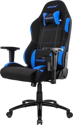 AKRacing, Gaming Chair Core EX Wide -  Zwart / Blauw Main Image