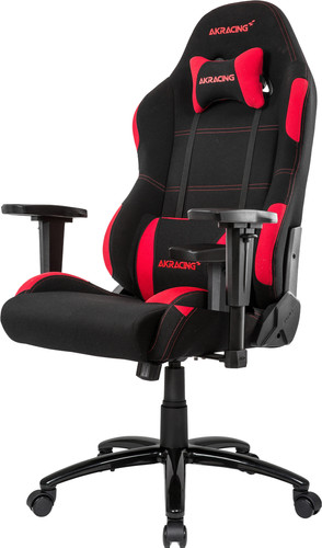AKRacing, Gaming Chair Core EX Wide -  Zwart / Rood Main Image