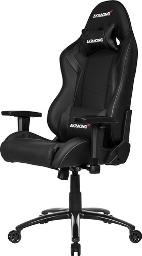 AKRacing, Gaming Chair Core SX - PU Leather Black Main Image