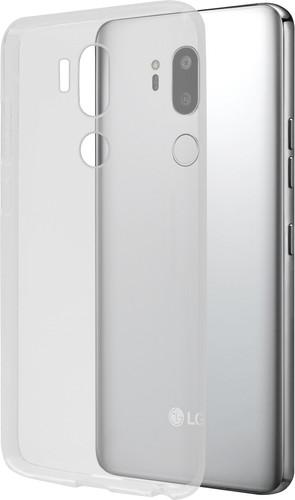 Azuri Glossy TPU LG G7 Transparant Main Image