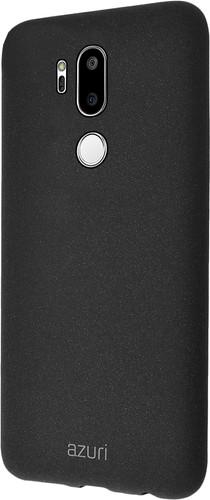 Azuri Flexible Sand LG G7 Back Cover Zwart Main Image