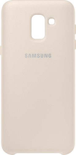 Samsung J6 (2018) TPU Full body cover Gold Main Image