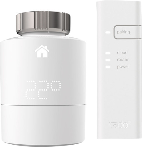 Tado Smart Radiator Knob + Starter Kit V3+ Main Image