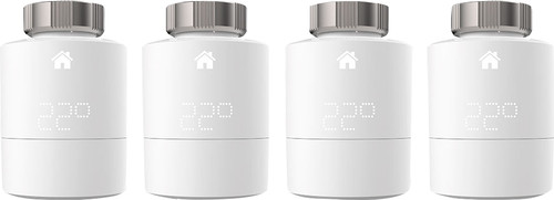 Tado Smart Radiator Thermostat 4-Pack (expansion) Main Image