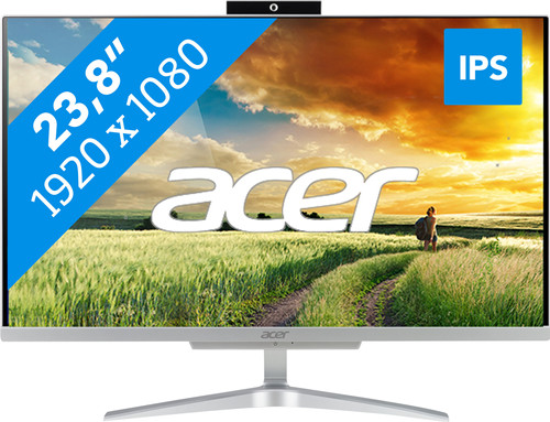 Acer Aspire C24-865 I7628 NL All-in-One Main Image