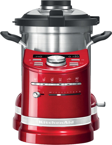 KitchenAid Artisan Cook Processor Emperor Red Main Image