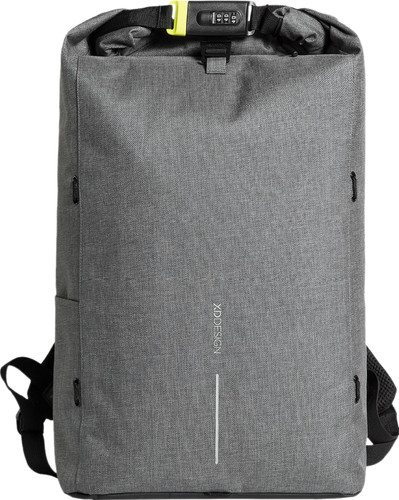 XD Design Bobby Urban Anti-theft 15 inches Grey 27L Main Image