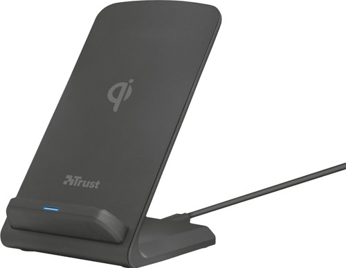 Trust Expo 10 Qi Wireless Charger 7,5W Black Main Image