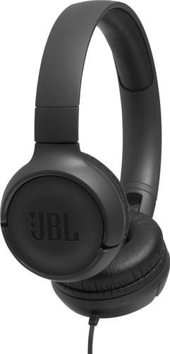 JBL Tune500 Zwart Main Image