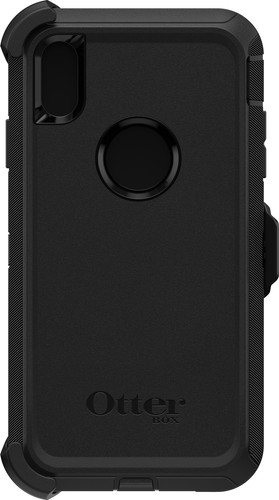 Otterbox Defender Apple iPhone XS Max Back Cover Black Main Image