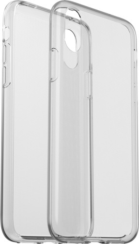 Otterbox Clearly Protected Skin Apple iPhone Xs Back Cover Transparent Main Image