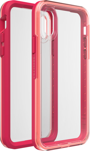 Lifeproof Slam Apple iPhone XS Back Cover Pink Main Image