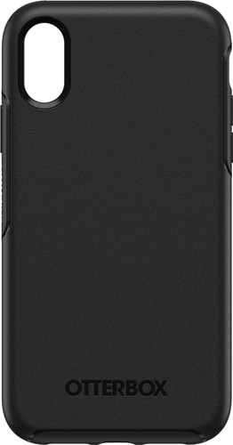 Otterbox Symmetry Apple iPhone Xr Back Cover Zwart Main Image