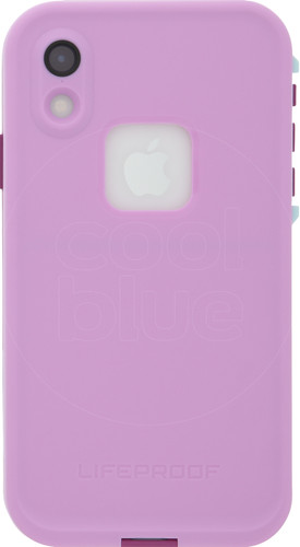 Lifeproof Fre Apple iPhone XR Full Body Pink Main Image