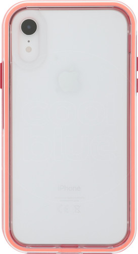 Lifeproof Slam Apple iPhone Xr Back Cover Roze Main Image