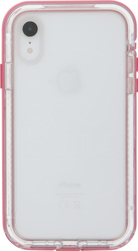 Lifeproof Next Apple iPhone Xr Back Cover Roze Main Image