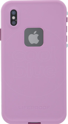 Lifeproof Fre Apple iPhone Xs Max Full Body Roze Main Image