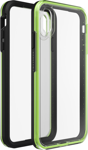 Lifeproof Slam Apple iPhone Xs Max Back Cover Groen Main Image