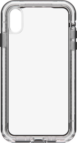 Lifeproof Next Apple iPhone Xs Max Back Cover Zwart Main Image
