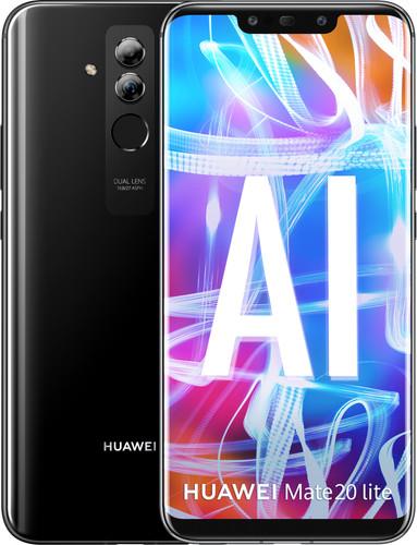 Huawei Mate 20 Lite Zwart Main Image