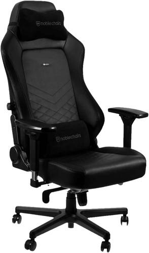 Mooie Stevige Bureaustoel.Noblechairs Hero Gaming Stoel Zwart Coolblue Voor 23 59u
