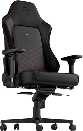 noblechairs HERO Gaming Chair - Black/Red Main Image