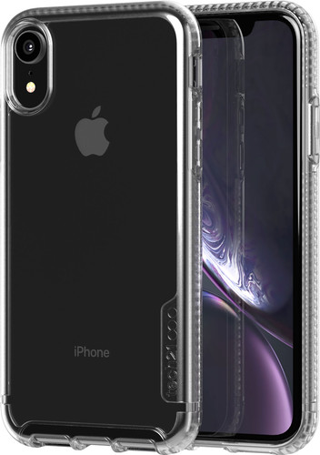 Tech21 Pure Clear Apple iPhone XR Back Cover Transparent Main Image
