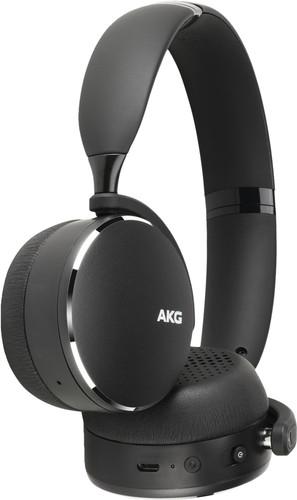 AKG Y500 Zwart Main Image
