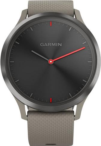 Garmin Vivomove HR Sport Black / Beige - S / M Main Image
