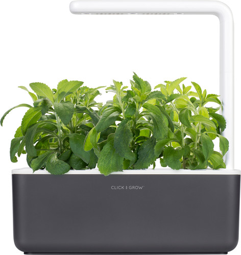Click & Grow Smart Garden 3 - Dark Gray Main Image