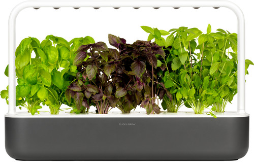 Click & Grow Smart Garden 9 - Dark Grey Main Image