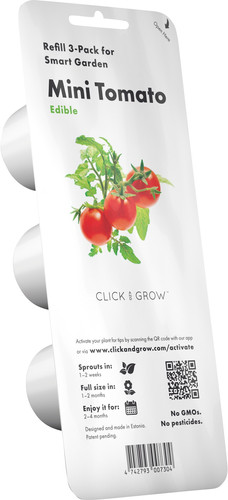 Click & Grow Refill Tomatoes 3 Pieces Main Image