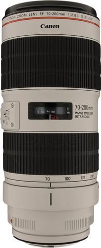 Canon EF 70-200mm f/2.8L IS III USM Main Image