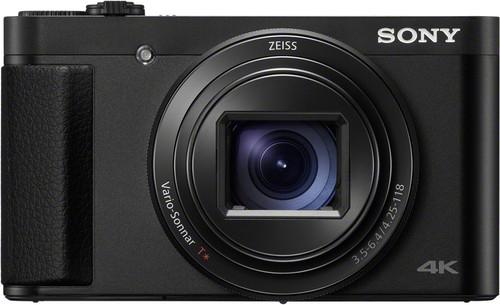 Sony CyberShot DSC-HX99 Black Main Image