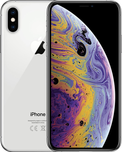 Refurbished iPhone Xs 64GB Zilver Main Image