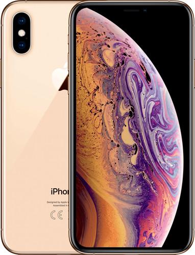 Apple iPhone Xs 64 GB Goud Main Image