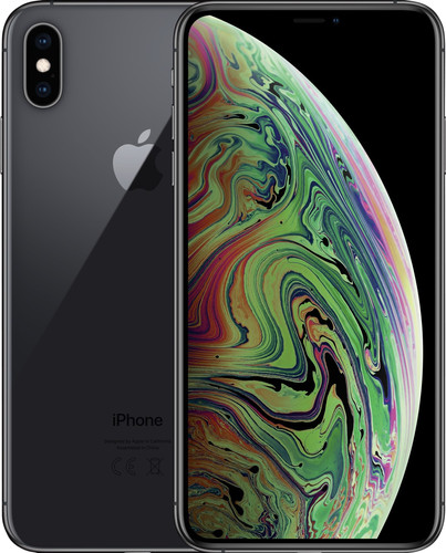Apple iPhone Xs Max 256 GB Space Gray Main Image