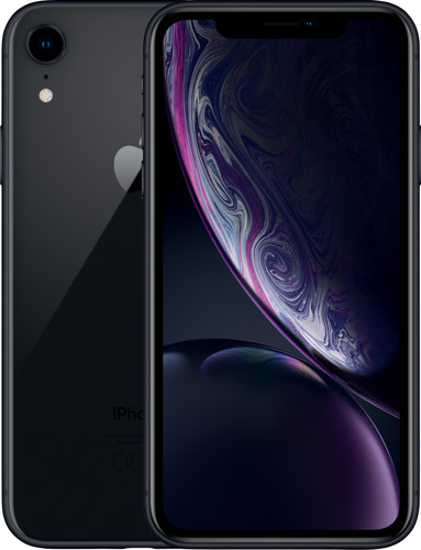 Apple iPhone Xr 64GB Black Main Image