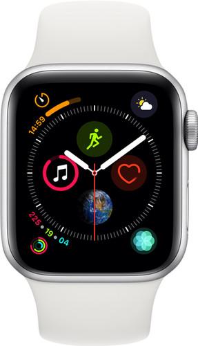 Refurbished Apple Watch Series 4 40mm Zilver Main Image