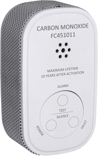 ELRO FC4510 Mini Koolmonoxidemelder (10 jaar) Main Image
