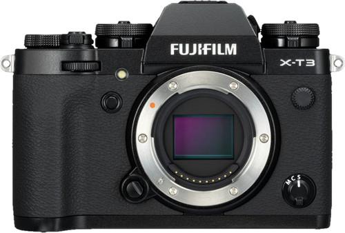 Fujifilm X-T3 Body Zwart Main Image