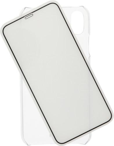 Azuri Protection Apple iPhone Xr Full Body Zwart Main Image