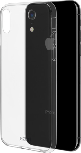 Azuri TPU Apple iPhone Xr Back Cover Transparant Main Image