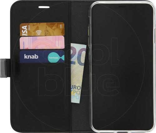 Azuri Wallet Magneet Apple iPhone Xs Max Book Case Zwart Main Image