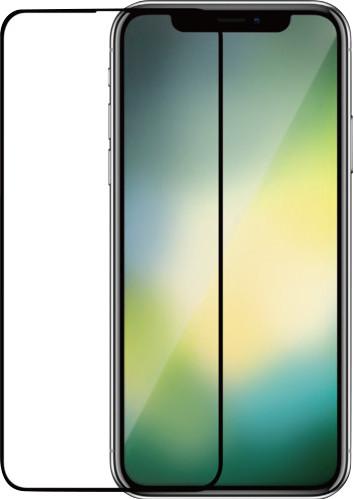 Azuri Case Friendly Apple iPhone 11 / Xr Screenprotector Glas Zwart Main Image